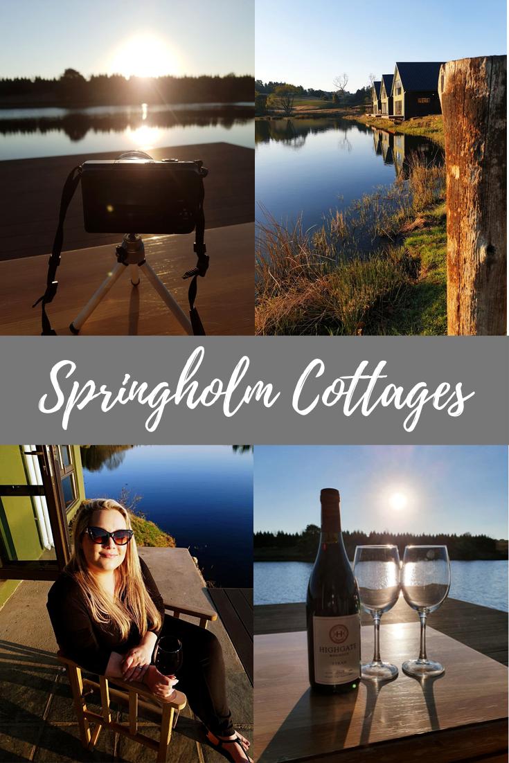 Springholm Cottages PINTEREST