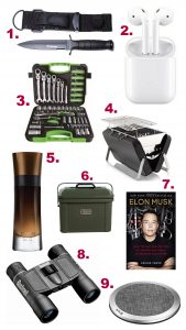 Christmas Gift Guide for Him 2019, Sugar & Spice