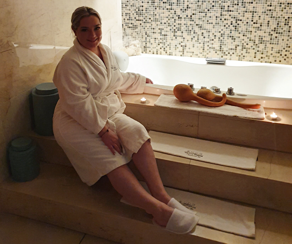 Willow Stream Spa at the Fairmont Zimbali, Sugar & Spice