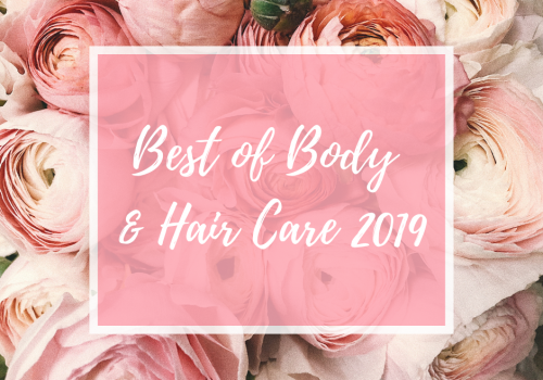 Best of Body & Hair Care 2019