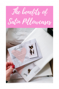 Dear Deer – let's chat about the benefits of satin!, Sugar & Spice