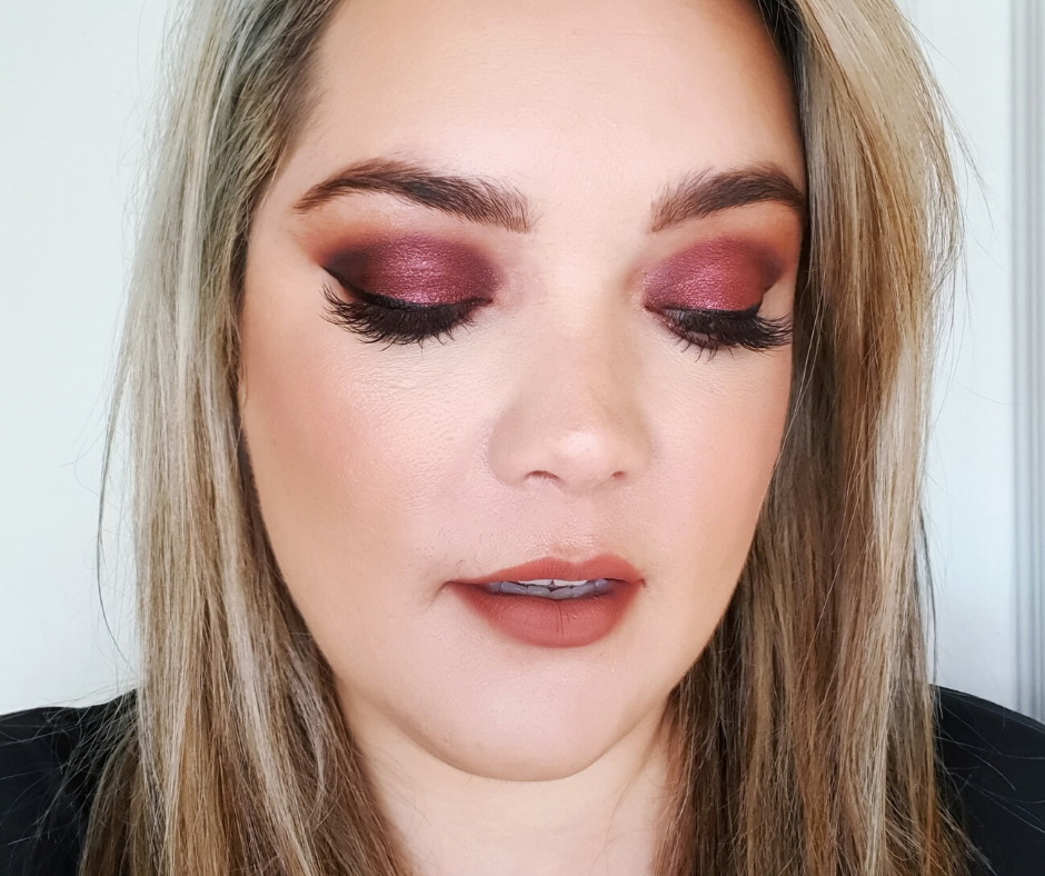 Valentine's Makeup Look, Sugar & Spice