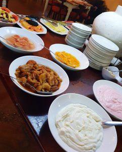 Emdoneni Lodge, Hluhluwe, Sugar & Spice