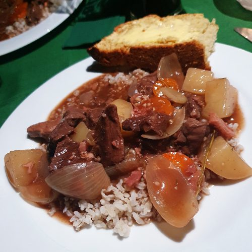 Irish Beef & Guinness Stew – & a Giveaway!, Sugar & Spice