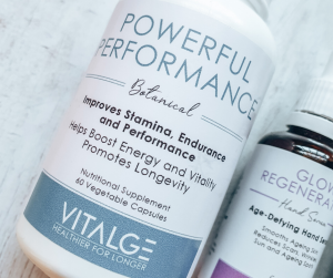 Vitalge Nutraceuticals Age Defying Combo, Sugar & Spice