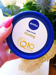 NIVEA FIRMING Q10 BODY CREAM