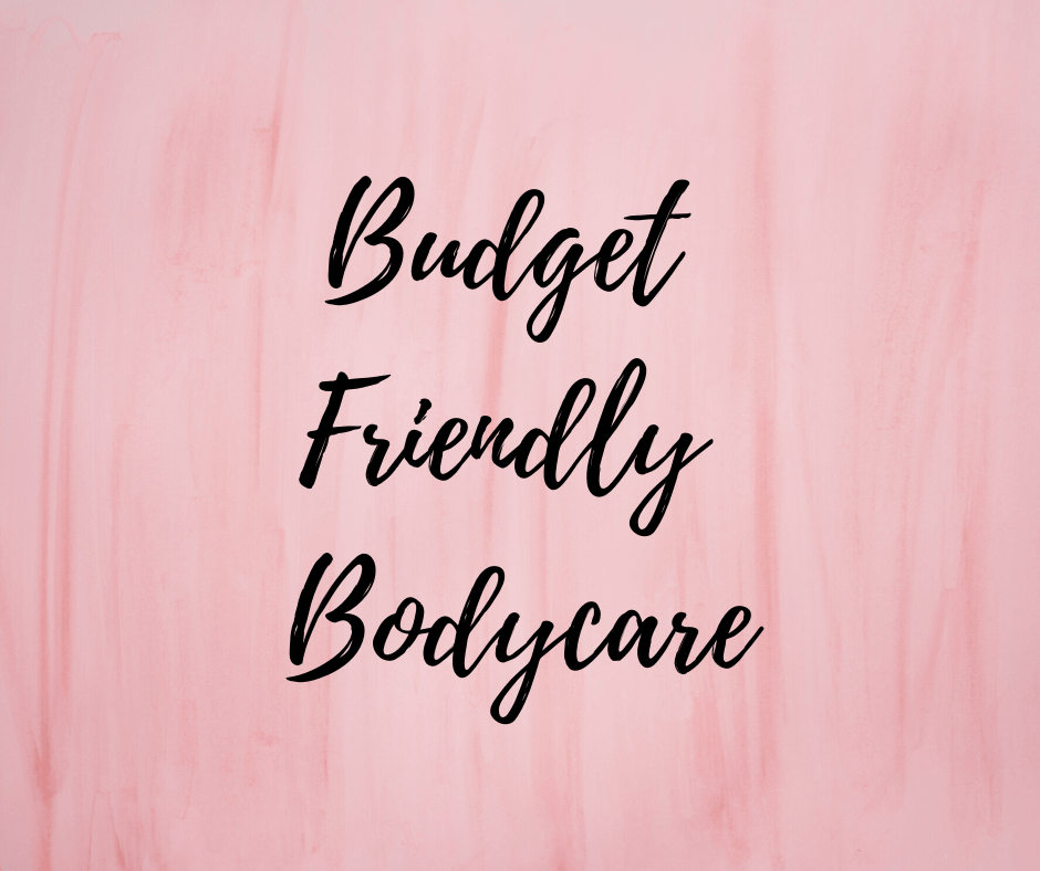 Budget Friendly Bodycare FB BP