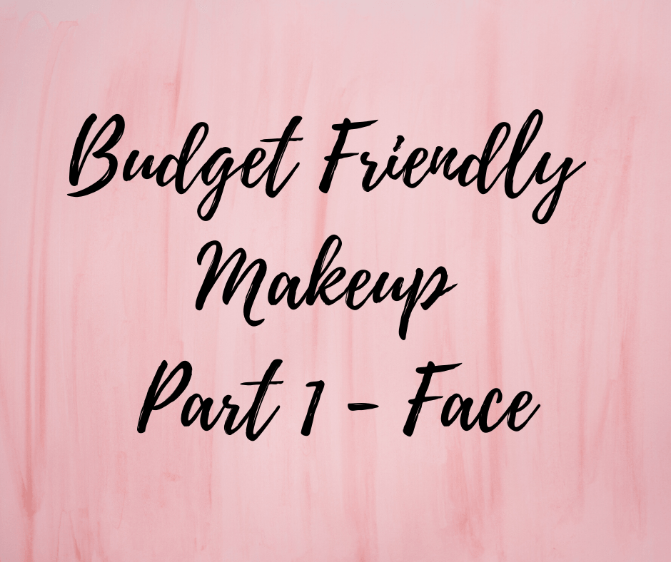 Budget Friendly Makeup FB BP 1