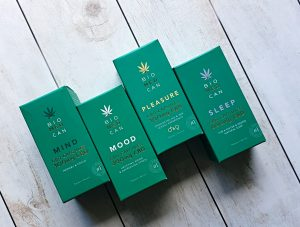 Biomedcan – the CBD brand doing ALL of the things!, Sugar & Spice