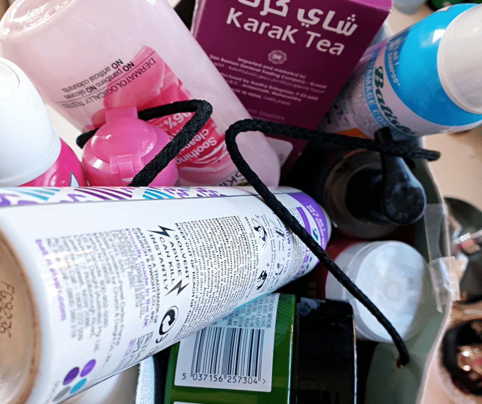 JULY EMPTIES 2020, Sugar & Spice
