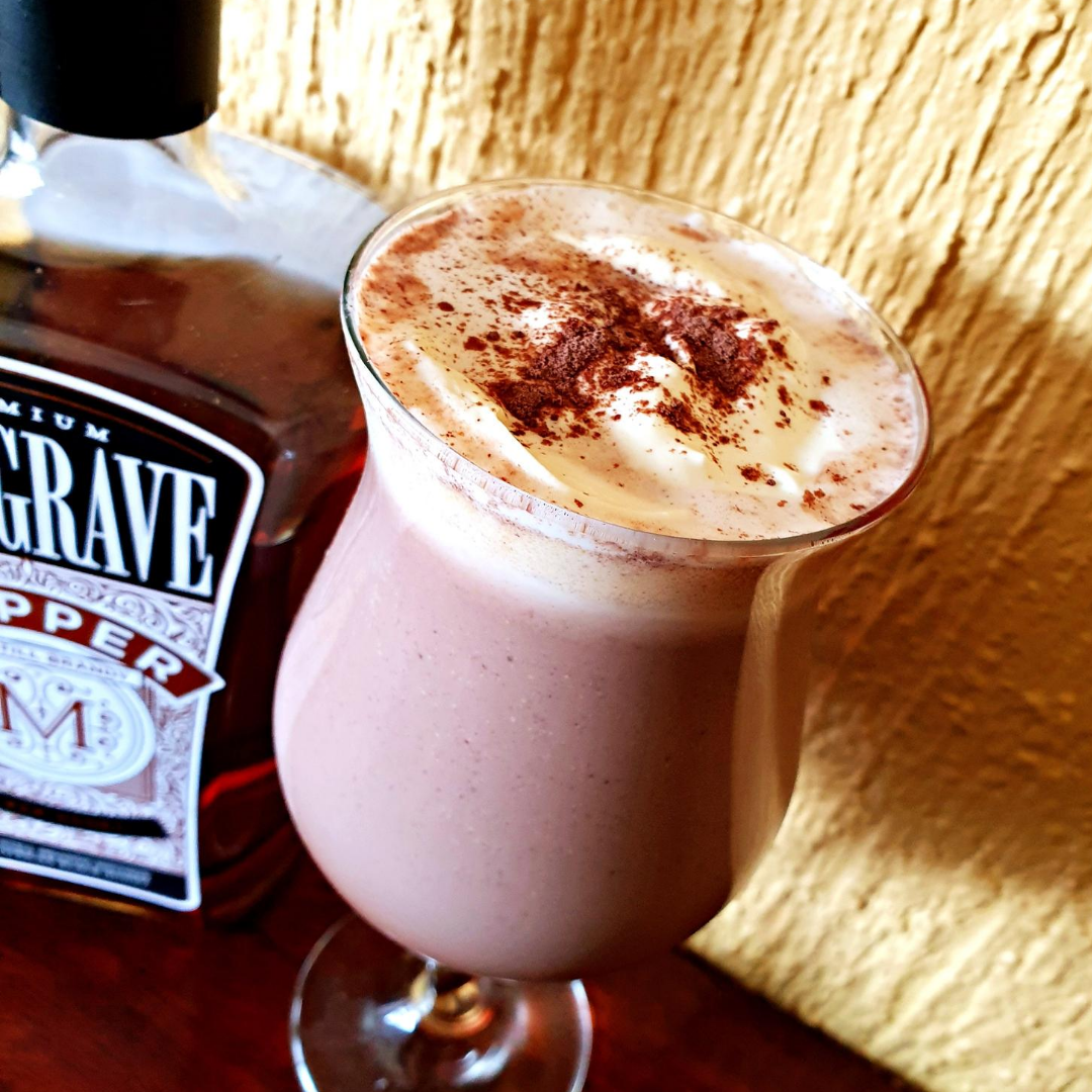 MUSGRAVE COPPER BLACK HONEY SPICED HOT CHOCOLATE