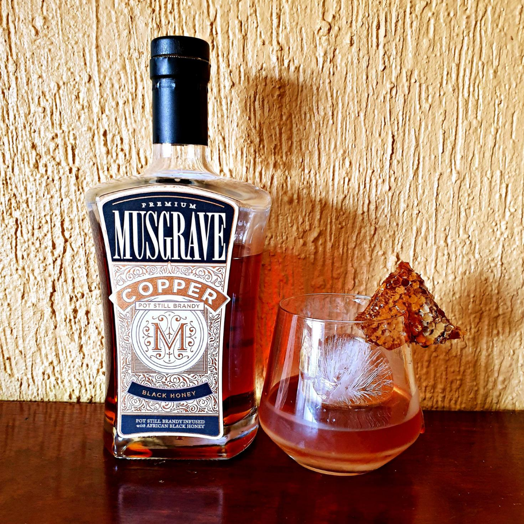 MUSGRAVE COPPER BLACK HONEY OLD FASHIONED