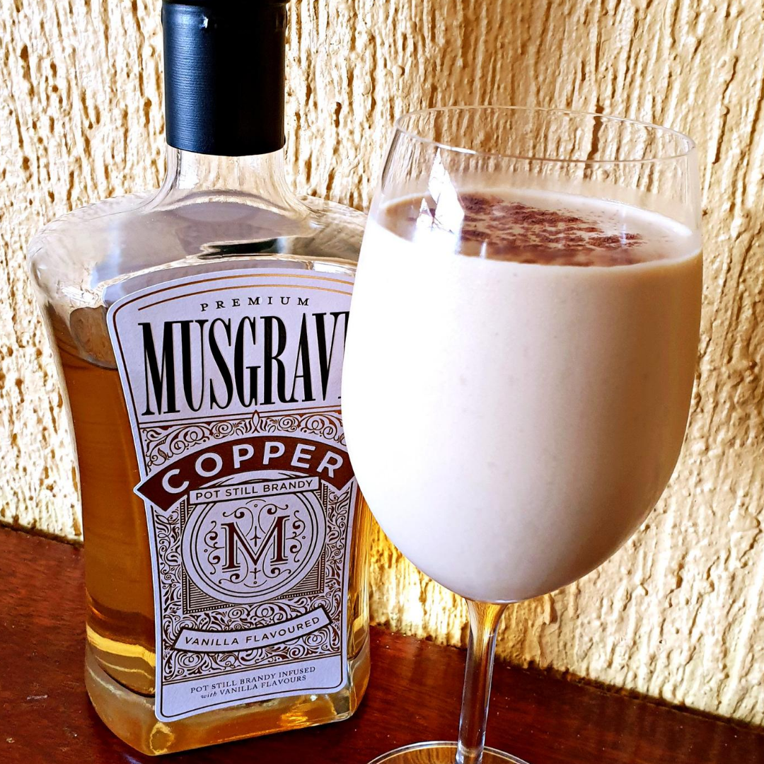 MUSGRAVE COPPER VANILLA COFFEE MILKSHAKE