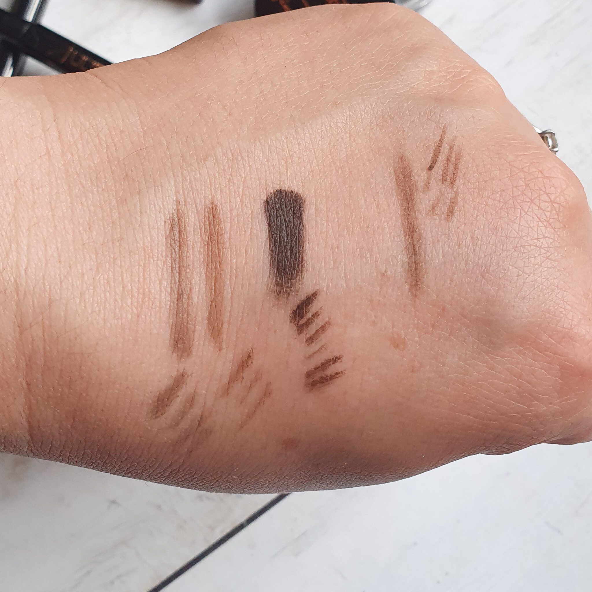 JULIENNE BROW MAKEUP PRODUCTS