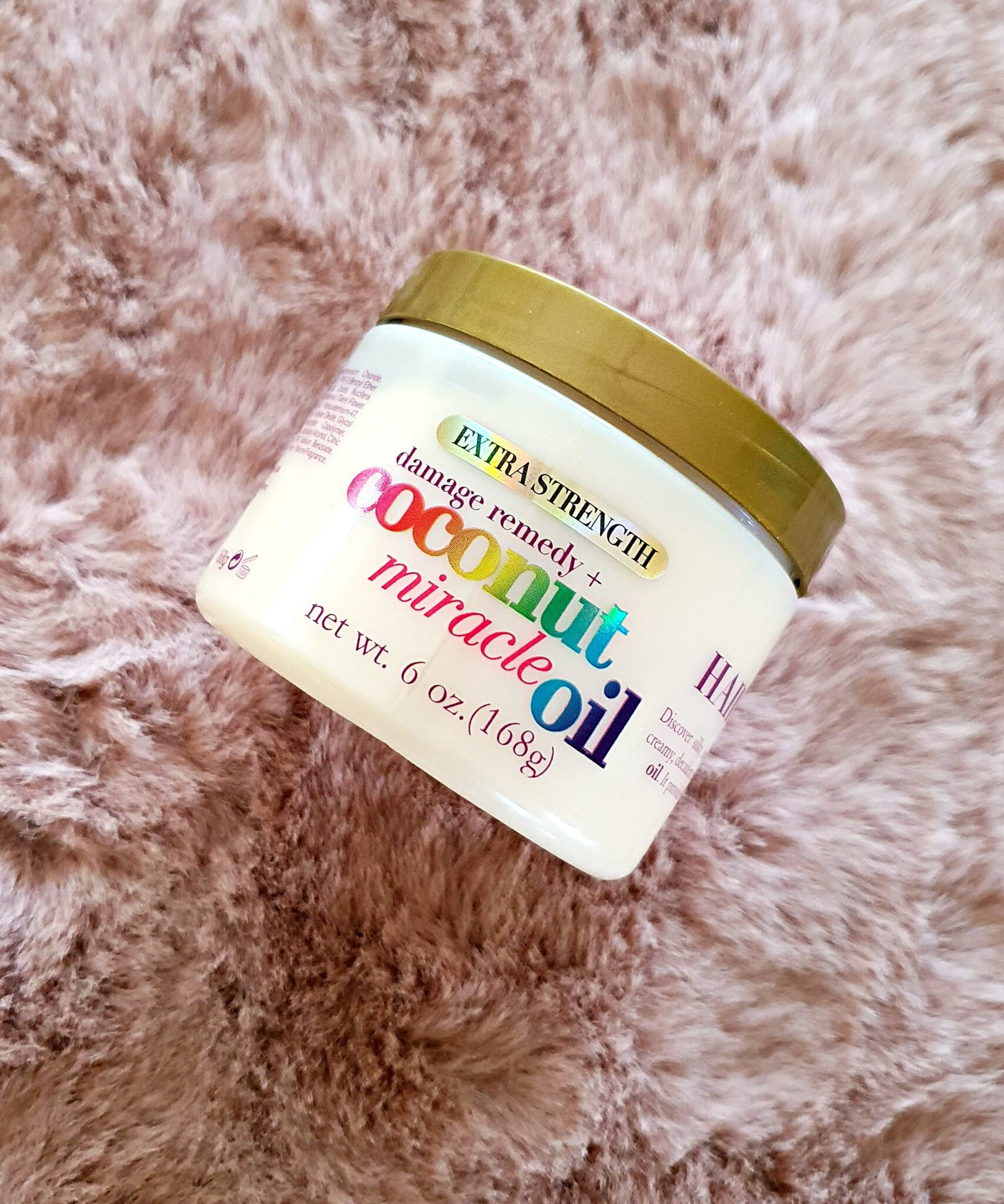 OGX COCONUT MIRACLE OIL REVIEWS