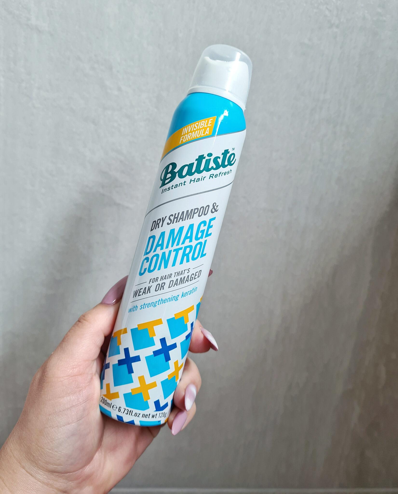 BATISTE DAMAGE CONTROL DRY SHAMPOO