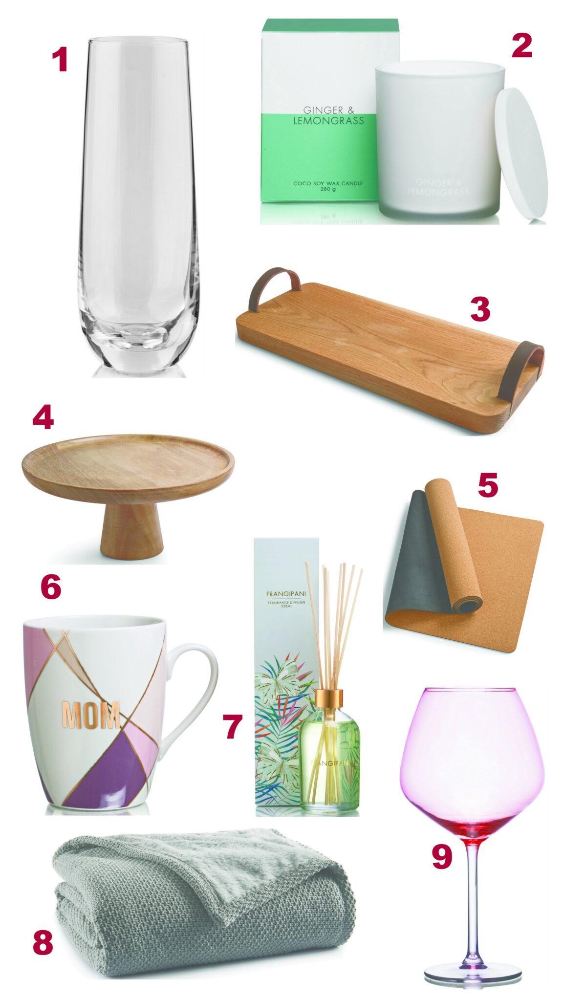 MOTHER'S DAY GIFT GUIDE - HOME
