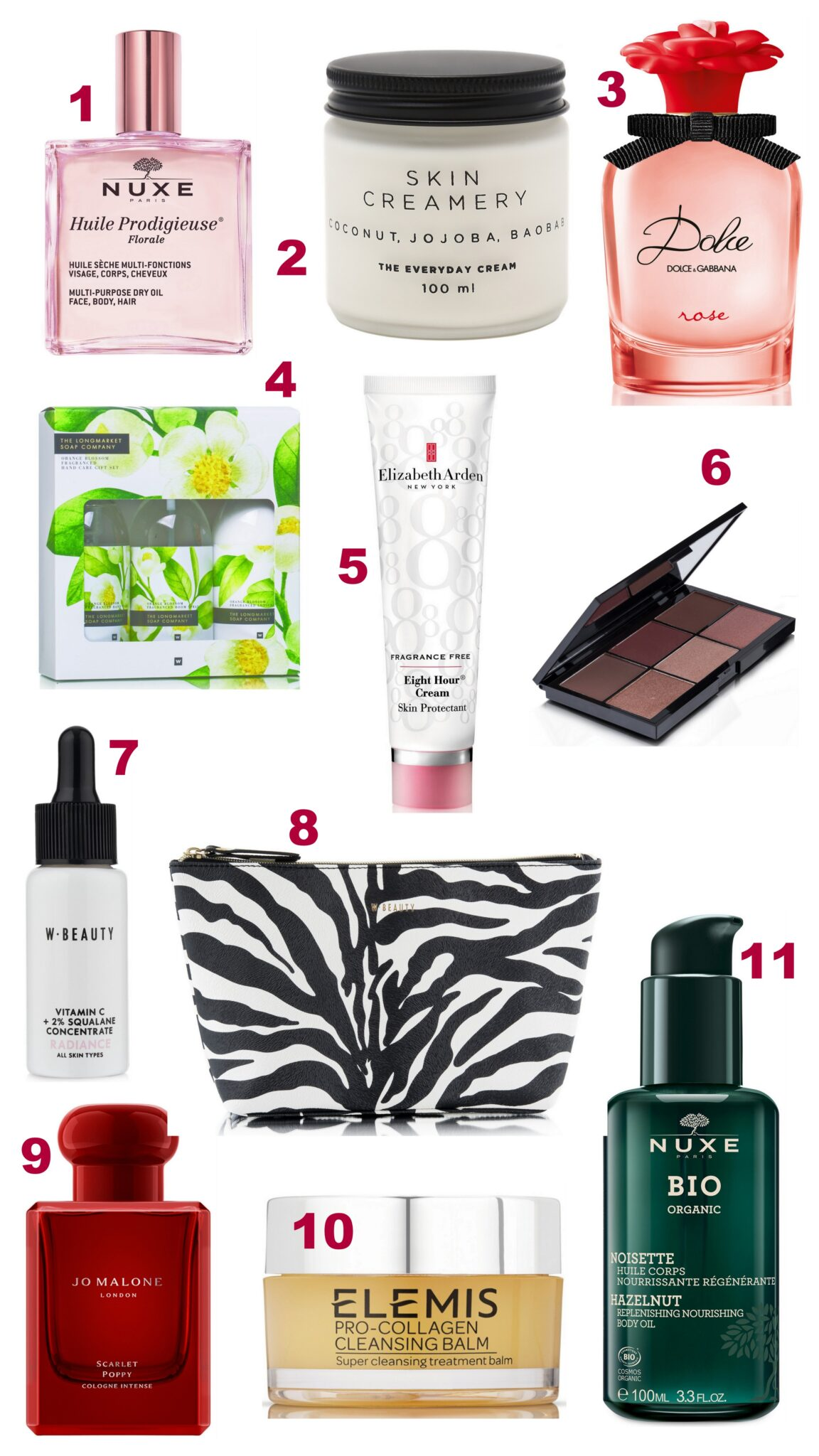 MOTHER'S DAY GIFT GUIDE - BEAUTY