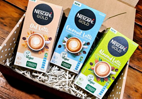 Nescafé Gold Vegan Lattes